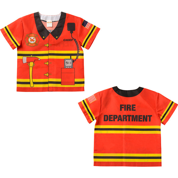 Let's Pretend-My First Career-Firefighter Top-Ages 1-3