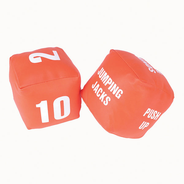 Active Children-Exercise Fun-Fitness Dice