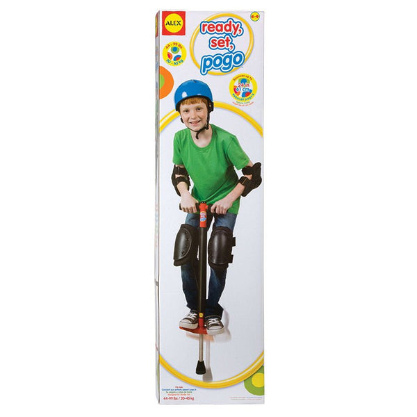 Pogo Stick for Children ages 6-9 - Seasonal Expressions