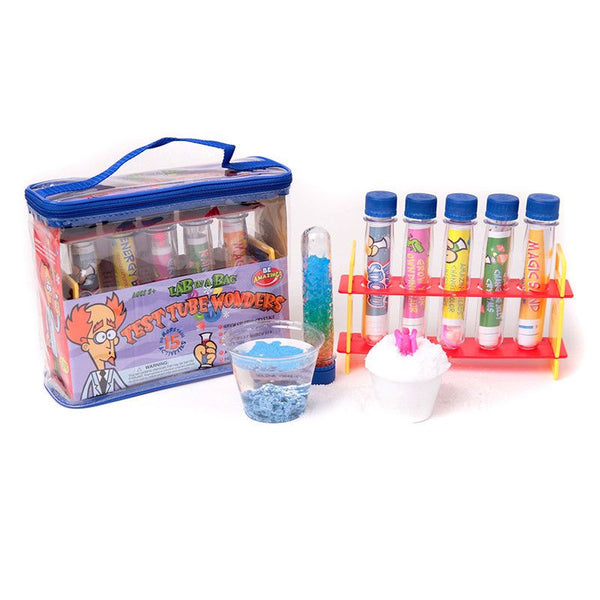 Test Tube Wonders Lab-In-A-Bag for Ages 8 and up - Seasonal Expressions