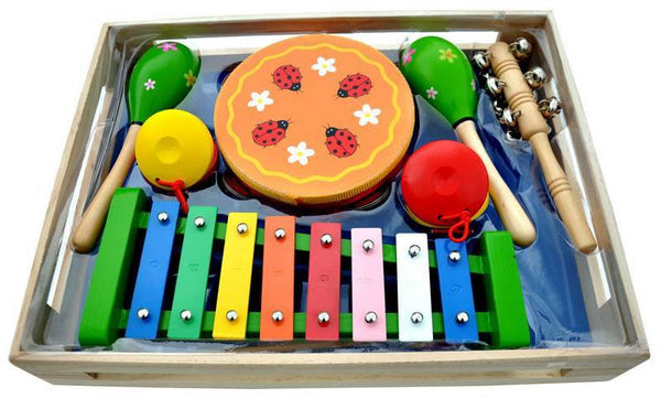Band in the Box III for your little Musician by Schoenhut - Seasonal Expressions
