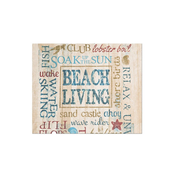 Placemats-Set of 2- Beach Living-Heritage Lace