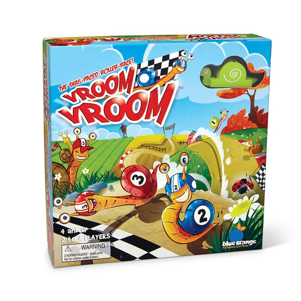 Early Learning-Vroom Vroom-Children's Game