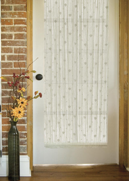 Curtain-Door Panel-Heritage Lace-Bee