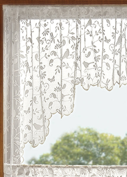 Curtain-Swag-Pair-72x36-Heritage Lace-Bristol Garden