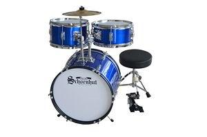 Musical-5 Piece Drum Set-Ages 6 +-Schoenhut-Creative Children