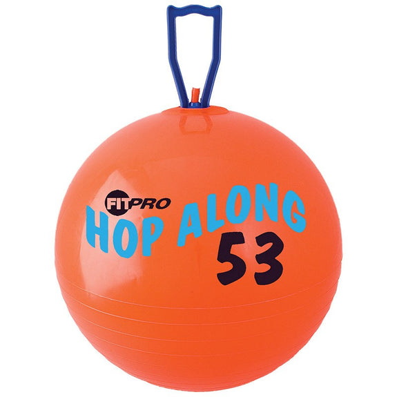 "Fit Pro Hop Along Ball 20.5"" in Red - Seasonal Expressions"