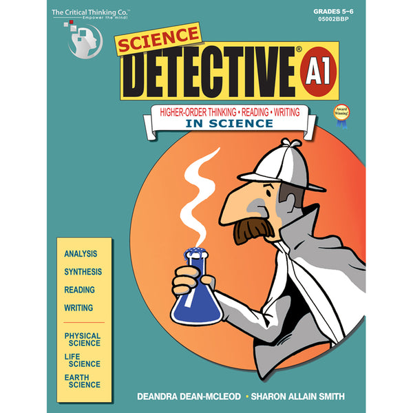 Educational-Science-Earth-Life-Physical-Science Detective A1