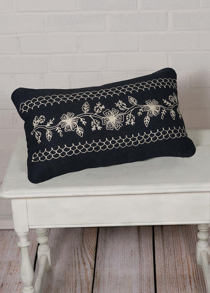 Throw Pillow-Cambria-12x20-Heritage Lace