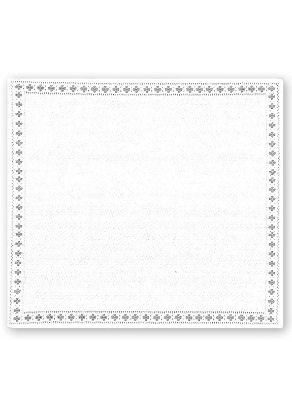Table Linen-Napkins-Set of 6-17x17-Canterbury Classic-Heritage Lace