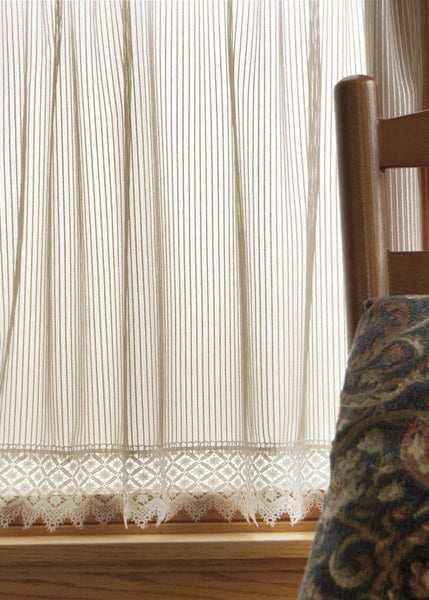 Curtain Panel-Heritage Lace-Chelsea