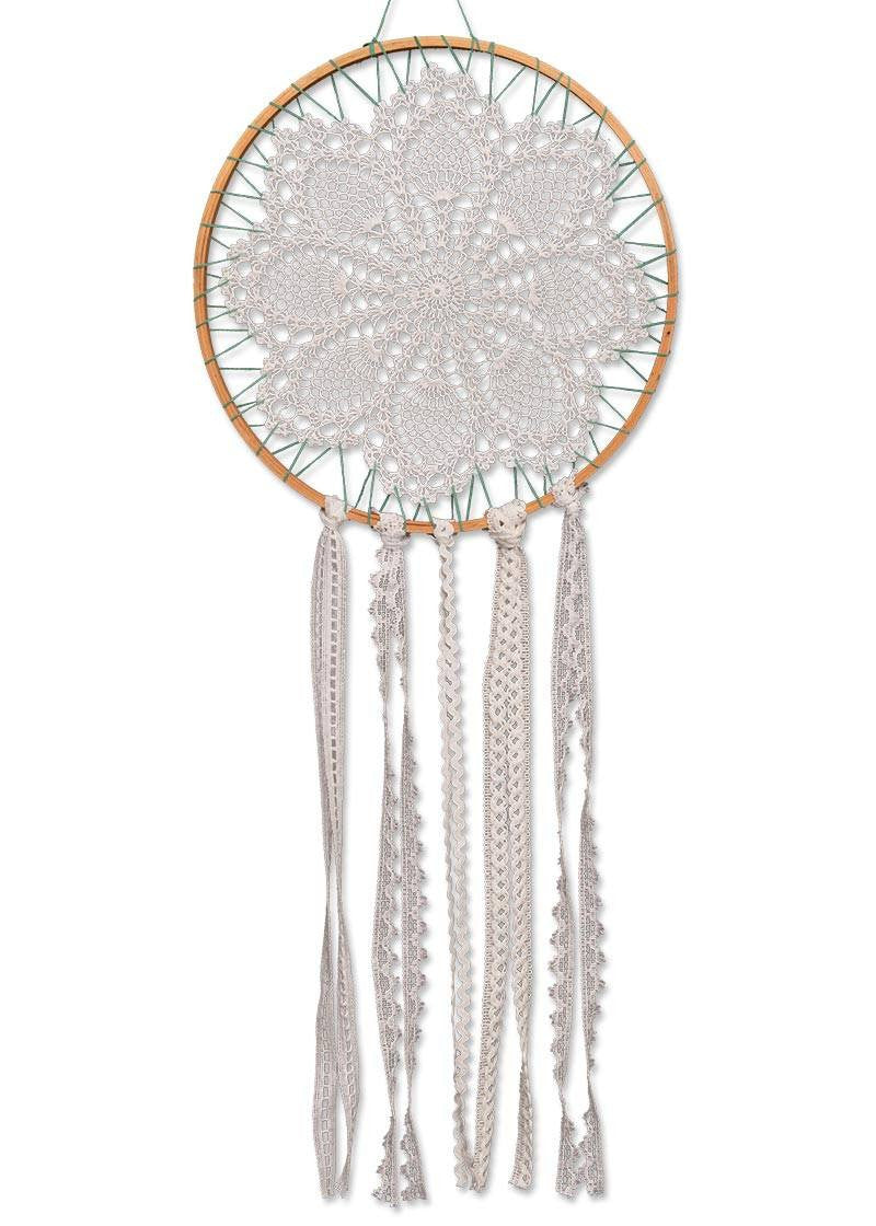 Dream Catcher-Crochet Envy Antiquity-Heritage Lace