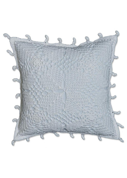 Throw Pillow-16x16-Artisian-Crochet Envy-Heritage Lace