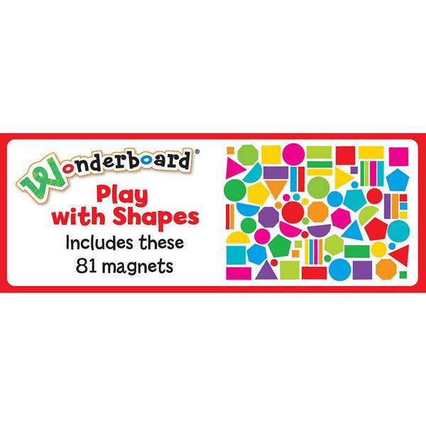 Play With Shapes Build A Bug Magnet Set for Ages 3-7 - Seasonal Expressions