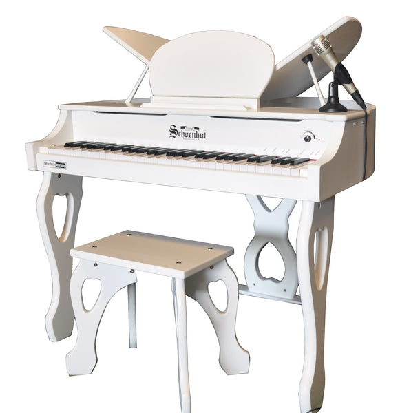 Musical Children-Digital Piano-61 Keys-Upright-Ages 6-12