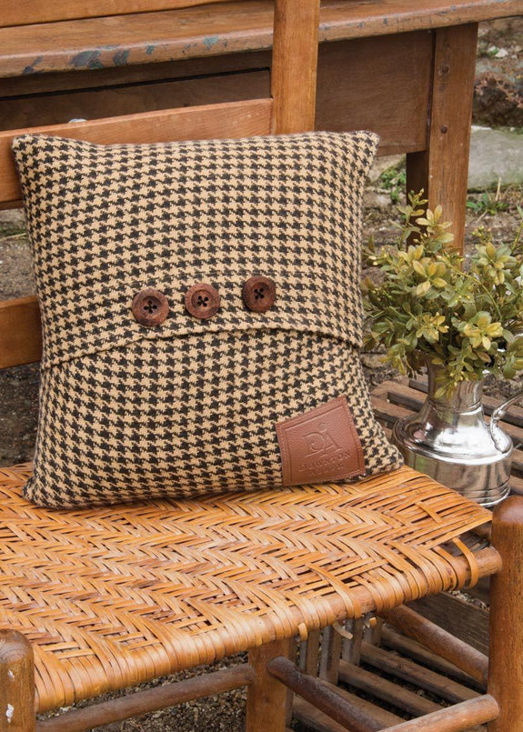 Downton Hunt Club-12x12 Pillow-Heritage Lace