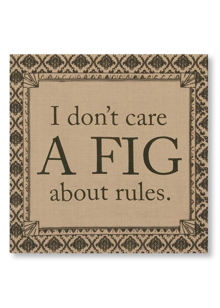 Downton Life-A Fig-Wall Art-Downton Abbey