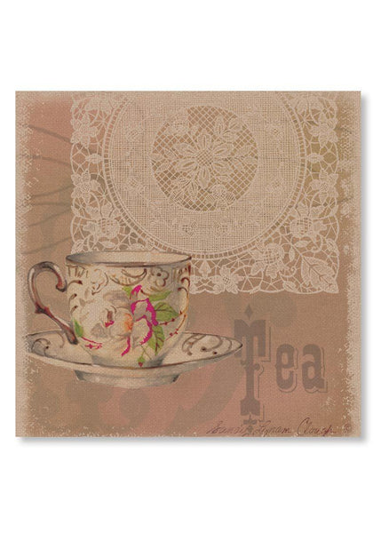 Downton Abbey-Tea Wall Art