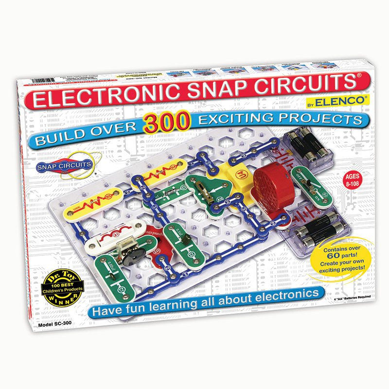 Snap Circuits Set for Science Experiments - Seasonal Expressions