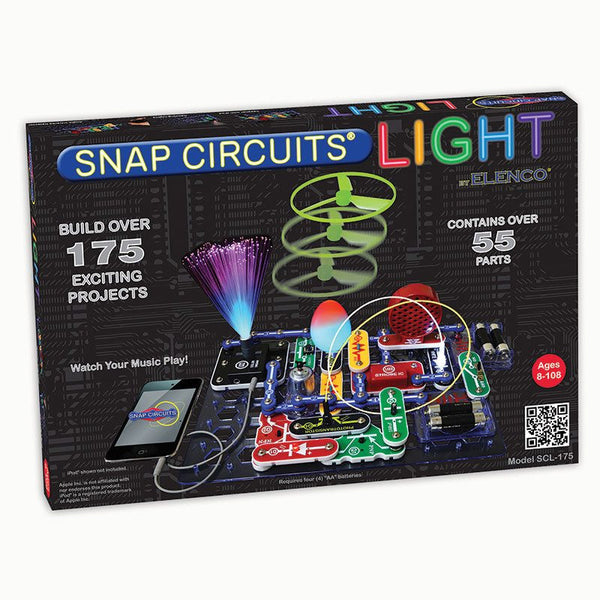 Snap Circuits Lights for Ages 8-14 - Seasonal Expressions