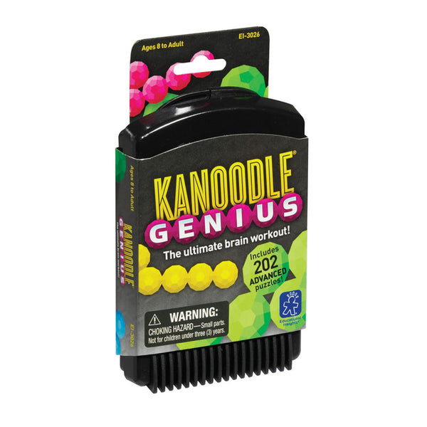 Educational-Fun-Skill Puzzle-Kanoodle Genius