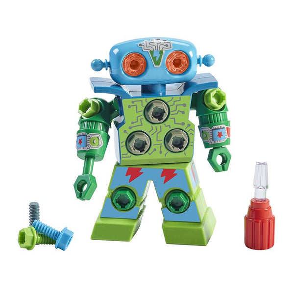 Design and Drill Robot-Creative Play