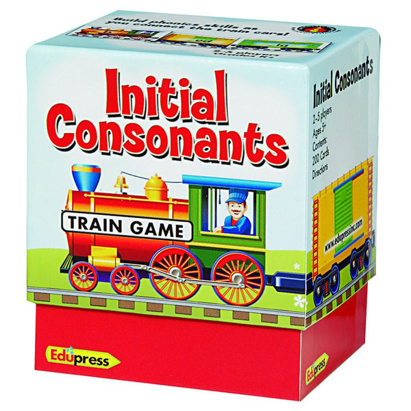Train Game Initial Consonants - Seasonal Expressions