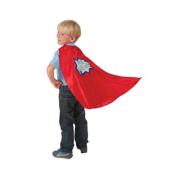Let's Pretend-Cape-Mr. Awesome-Children-Ages 3-8