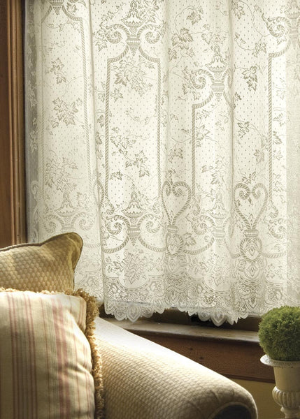 English Ivy Panel, Set of 2 Beautiful Window Coverings from Heritage Lace - Seasonal Expressions - 1