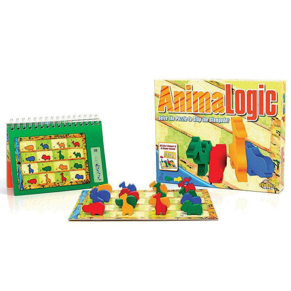 Animalogic-Solve the Puzzle for Ages 5-9 - Seasonal Expressions