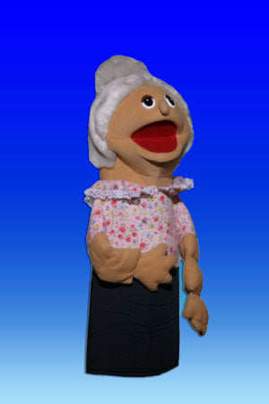 Puppet-People-16 inch-Grandma