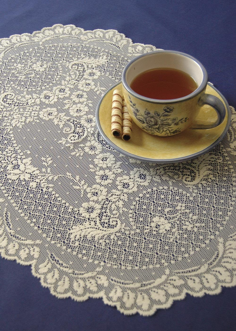 """Floret"" Set of 6 Placemats from Heritage Lace - Expressions of Home"