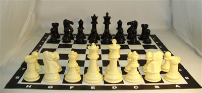 Garden Chess Set-8 inch King