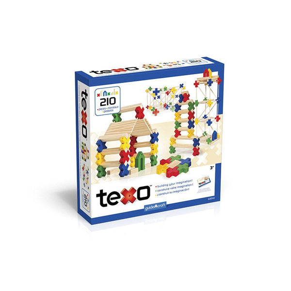 TEXO 210 Piece Set for the Builder - Seasonal Expressions