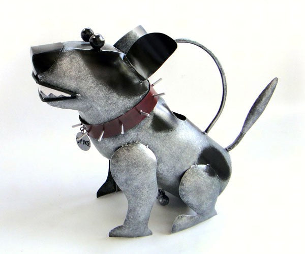 Watering Can-Spike the Dog-Nature Lover