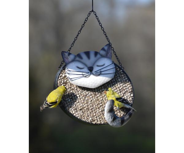 Bird Feeder-Revenge of the Birds-Nature Lover