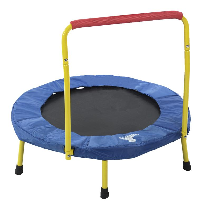 Fitness Fun-Active Children-Fold and Go-Trampoline