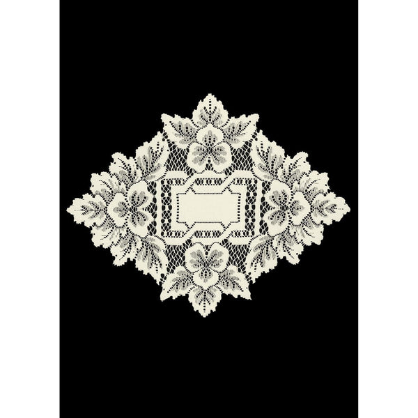 Set of 6 Heirloom Doilies from Heritage Lace - Seasonal Expressions - 1