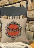 Halloween-Throw Pillow-Seasonal Decor
