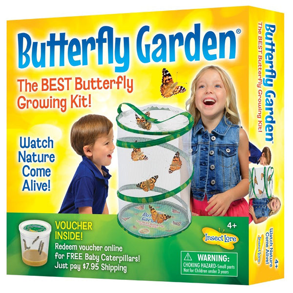 Butterfly Garden-Kids-Nature