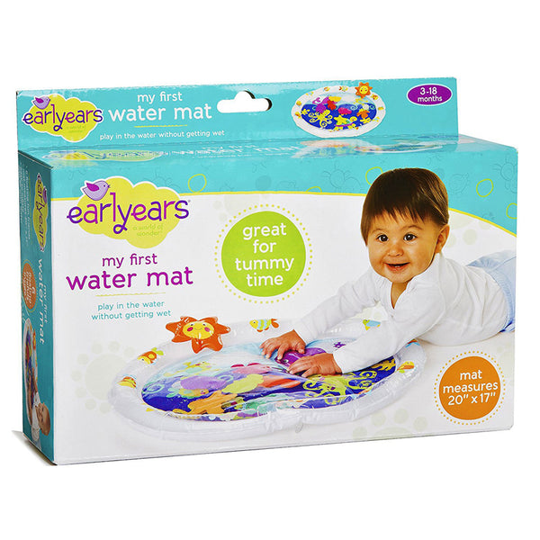 Waterplay Mat-Early Childhood-Ages 0-2