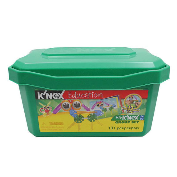 Kid Knex Construction Set Group Set for Ages 3 and up - Seasonal Expressions