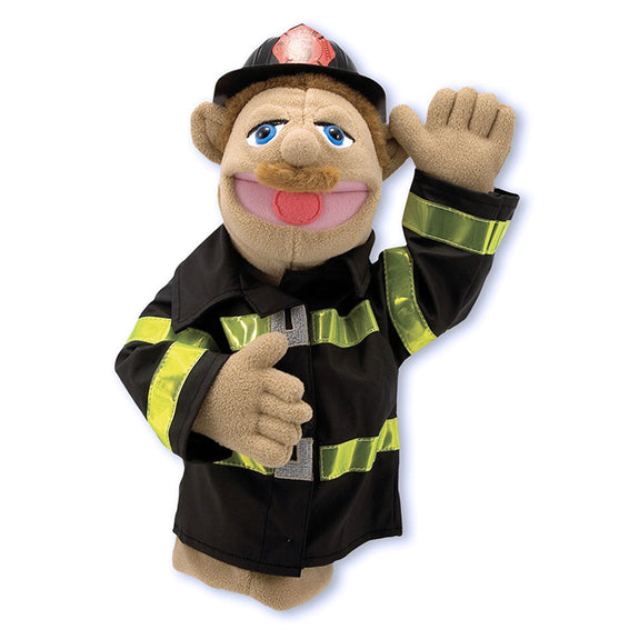 Puppet-People-With Rod-The Firefighter