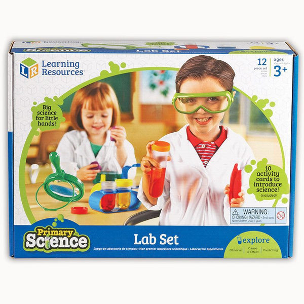 Primary Science Set for Grades Pre K-2nd - Seasonal Expressions