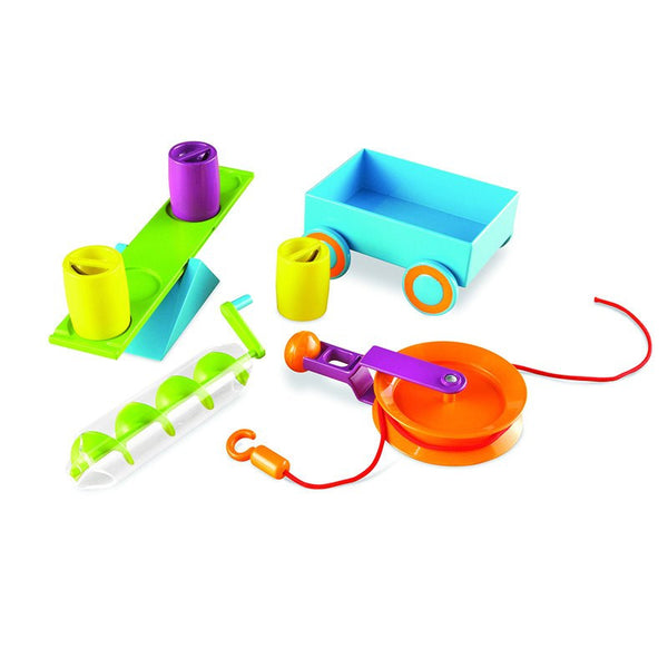 Stem Simple Machines Activity Set for Ages 5-10 - Seasonal Expressions