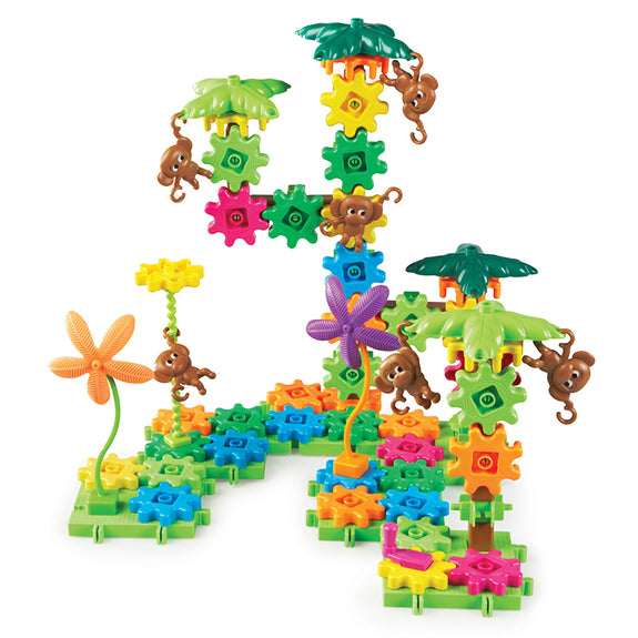 Building Set-Gears-Gears-Gears-Movin' Monkeys-Creative Children