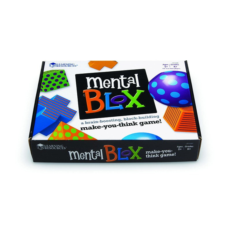 Mental Blox Critical Thinking Set for Ages 5-13 - Seasonal Expressions