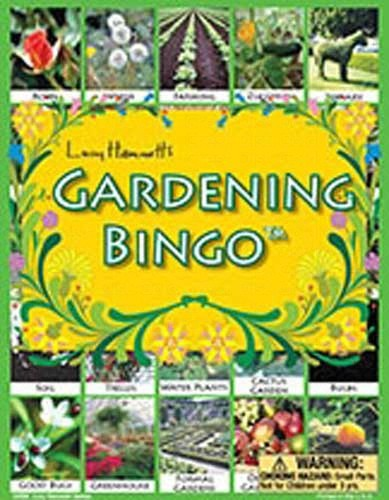 Loving Nature-Educational Game-Gardening Bingo-Family Fun