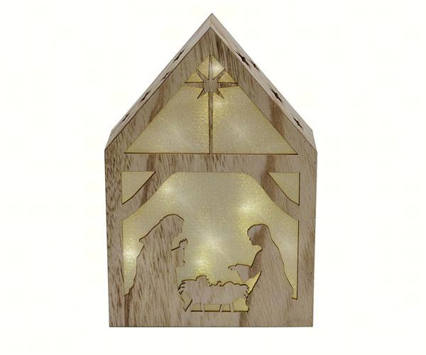 Christmas-Nativity LED Light Box-Celebrating the Seasons