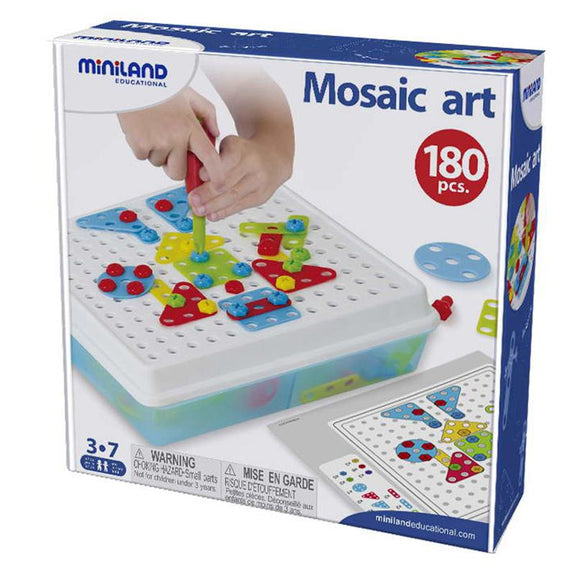 Arts and Crafts-Mosaic Art-Creative Children